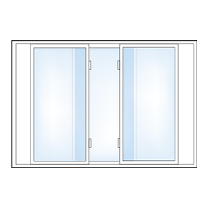 5500 3 Lite Slider Window