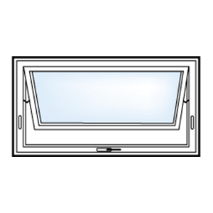 5500 Awning Window