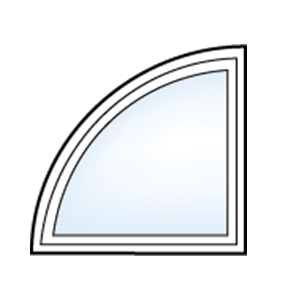 5500 Geometric Quarter Round